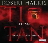 Cover-Bild zu Titan von Harris, Robert