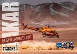 Cover-Bild zu Dakar Trucks Kalender 2021