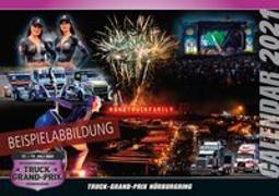 Cover-Bild zu Truck-Grand-Prix Kalender 2021