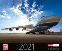 Cover-Bild zu FLUG REVUE Kalender 2021
