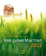 Cover-Bild zu Von guten Mächten 2022 von Bonhoeffer, Dietrich