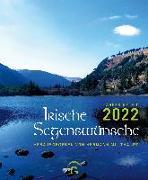 Cover-Bild zu Irische Segenswünsche 2022 von Multhaupt, Hermann (Hrsg.)