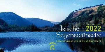 Cover-Bild zu Irische Segenswünsche Jahres-Geleit 2022 von Multhaupt, Hermann (Hrsg.)