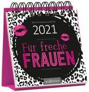 Cover-Bild zu Miniwochenkalender Für freche Frauen 2021