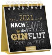 Cover-Bild zu Miniwochenkalender Nach mir die Ginflut 2021