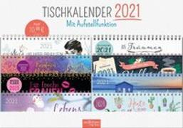 Cover-Bild zu Display Tischkalender 2021