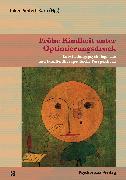 Cover-Bild zu Naumann, Thilo Maria (Beitr.): Frühe Kindheit unter Optimierungsdruck (eBook)