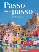 Cover-Bild zu Passo dopo passo A1. Kursbuch + Arbeitsbuch von Motta, Katja