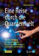 Cover-Bild zu Murer, Gerhard: Eine Reise durch die Quantenwelt