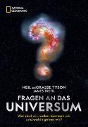 Cover-Bild zu Degrasse Tyson, Neil: Fragen an das Universum