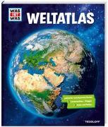Cover-Bild zu WAS IST WAS Weltatlas von Baur, Dr. Manfred
