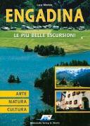Cover-Bild zu Merisio, Luca: MB: Engadina - Le più belle escursioni
