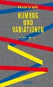 Cover-Bild zu Caragiale, Ion Luca: Humbug und Variationen (eBook)