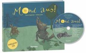 Cover-Bild zu Grigorcea, Dana: Mond aus! Mit CD