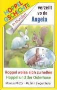 Cover-Bild zu Hoppel weiss sich zu helfen /Hoppel und der Osterhase von Pfister, Marcus