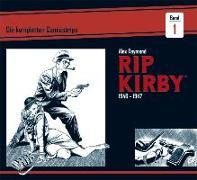 Cover-Bild zu Raymond, Alex: Rip Kirby: Die kompletten Comicstrips / Band 1 1946 - 1947