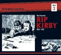 Cover-Bild zu Raymond, Alex: Rip Kirby: Die kompletten Comicstrips / Band 3 1948 - 1950