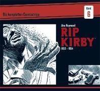 Cover-Bild zu Raymond, Alex: Rip Kirby: Die kompletten Comicstrips / Band 6 1953 - 1954