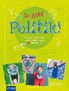Cover-Bild zu Peters, Benedikt: So geht Politik!