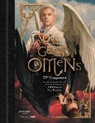 Cover-Bild zu The Nice and Accurate Good Omens TV Companion von Whyman, Matt