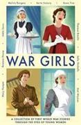 Cover-Bild zu War Girls von Geras, Adele