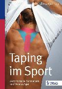 Cover-Bild zu Taping im Sport (eBook) von Langendoen, John
