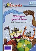 Cover-Bild zu Tino: Wikingergeschichten