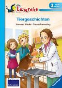 Cover-Bild zu Walder, Vanessa: Tiergeschichten - Leserabe 2. Klasse - Erstlesebuch für Kinder ab 7 Jahren