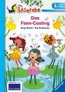 Cover-Bild zu Reider, Katja: Das Feen-Casting - Leserabe 2. Klasse - Erstlesebuch für Kinder ab 7 Jahren