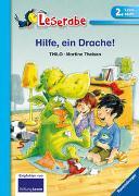 Cover-Bild zu Thilo: Hilfe, ein Drache! - Leserabe 2. Klasse - Erstlesebuch für Kinder ab 7 Jahren