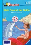Cover-Bild zu Tino: Mein Freund, der Delfin - Leserabe 2. Klasse - Erstlesebuch für Kinder ab 7 Jahren