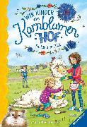 Cover-Bild zu Fröhlich, Anja: Wir Kinder vom Kornblumenhof, Band 6: Ein Lama im Glück (eBook)