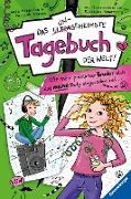 Cover-Bild zu Fröhlich, Anja: Das ungeheimste Tagebuch der Welt!, Band 2: Wie mein peinlicher Bruder sich auf meine Party eingeladen hat (eBook)
