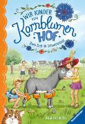 Cover-Bild zu Fröhlich, Anja: Wir Kinder vom Kornblumenhof, Band 2: Zwei Esel im Schwimmbad