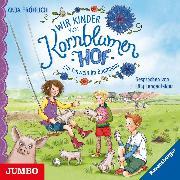 Cover-Bild zu Fröhlich, Anja: Wir Kinder vom Kornblumenhof. Ein Schwein im Baumhaus (Audio Download)