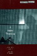 Cover-Bild zu Nancy, Jean-Luc: A Finite Thinking