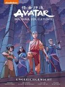 Cover-Bild zu Avatar - Der Herr der Elemente: Premium 6 von Hick, Faith Erin