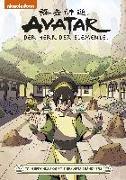 Cover-Bild zu Avatar - Der Herr der Elemente 21 von Hicks, Faith Erin