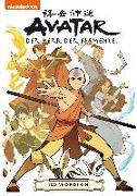 Cover-Bild zu Avatar - Herr der Elemente Softcover Sammelband 1 von Yang, Gene Luen