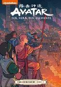 Cover-Bild zu Avatar - Der Herr der Elemente 19 von Hick, Faith Erin