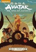 Cover-Bild zu Avatar - Der Herr der Elemente: Geschichten des Team Avatar