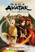 Cover-Bild zu Avatar: The Last Airbender - Smoke and Shadow Part One von Yang, Gene Luen
