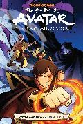Cover-Bild zu Avatar: The Last Airbender-Smoke and Shadow Part Three von Yang, Gene Luen