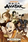 Cover-Bild zu Avatar: The Last Airbender - The Promise Part 1 von Yang, Gene Luen