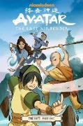 Cover-Bild zu Avatar: The Last Airbender - The Rift Part 1 von Yang, Gene Luen