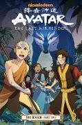 Cover-Bild zu Avatar: The Last Airbender - The Search Part 2 von Yang, Gene Luen