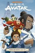 Cover-Bild zu Avatar: The Last Airbender--North and South Part Two von Yang, Gene Luen