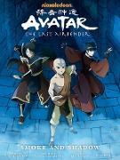 Cover-Bild zu Avatar: The Last Airbender--Smoke and Shadow Library Edition von Yang, Gene Luen