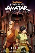 Cover-Bild zu Avatar: The Last Airbender--The Rift Omnibus von Yang, Gene Luen