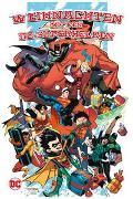 Cover-Bild zu Weihnachten mit den DC-Superhelden von Dini, Tim
